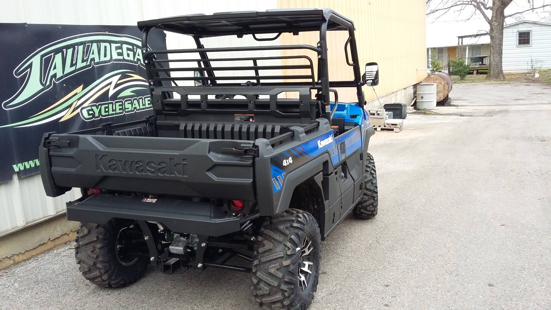 2019 Kawasaki Mule PRO-FXR in Talladega, Alabama - Photo 3