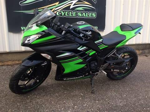 2016 Kawasaki Ninja 300 ABS KRT Edition in Talladega, Alabama - Photo 2