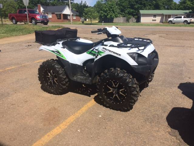 2018 Kawasaki Brute Force 750 4x4i EPS in Talladega, Alabama - Photo 2