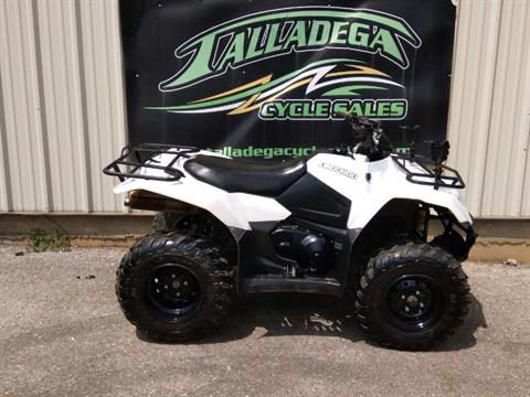 2011 Suzuki KingQuad® 400ASi in Talladega, Alabama
