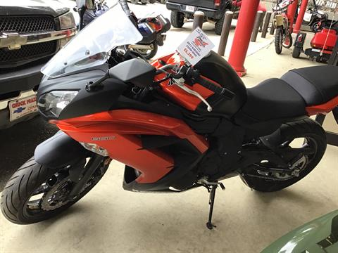 2014 Kawasaki Ninja® 650 in Hot Springs National Park, Arkansas - Photo 2
