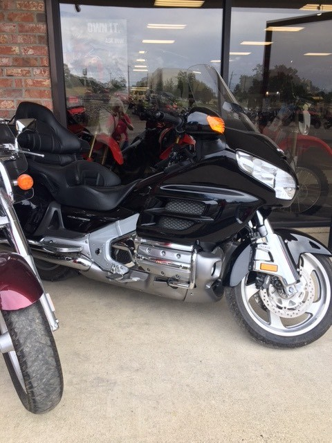 2008 Honda Gold Wing in Hot Springs National Park, Arkansas