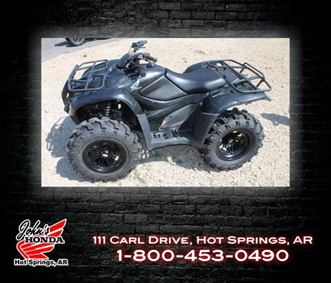 2008 Honda FourTrax® Rancher® 4x4 in Hot Springs National Park, Arkansas