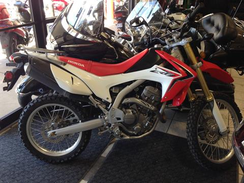 2013 Honda CRF250L in Hot Springs National Park, Arkansas