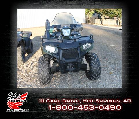 2017 Polaris Sportsman 450 4x4 in Hot Springs National Park, Arkansas