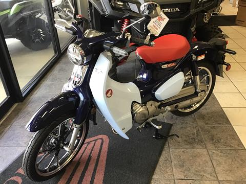 2019 Honda Super Cub C125 ABS in Hot Springs National Park, Arkansas - Photo 1