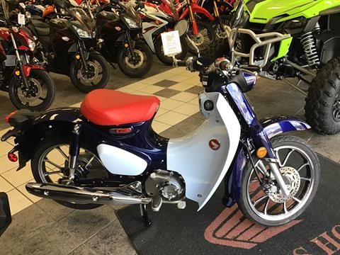 2019 Honda Super Cub C125 ABS in Hot Springs National Park, Arkansas - Photo 2
