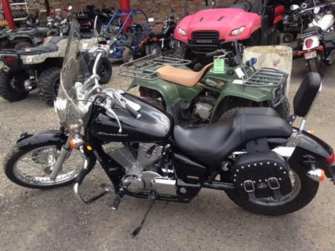 2009 Honda Shadow Spirit 750 in Hot Springs National Park, Arkansas