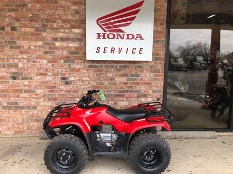 2014 Honda RECON 250TE in Hot Springs National Park, Arkansas