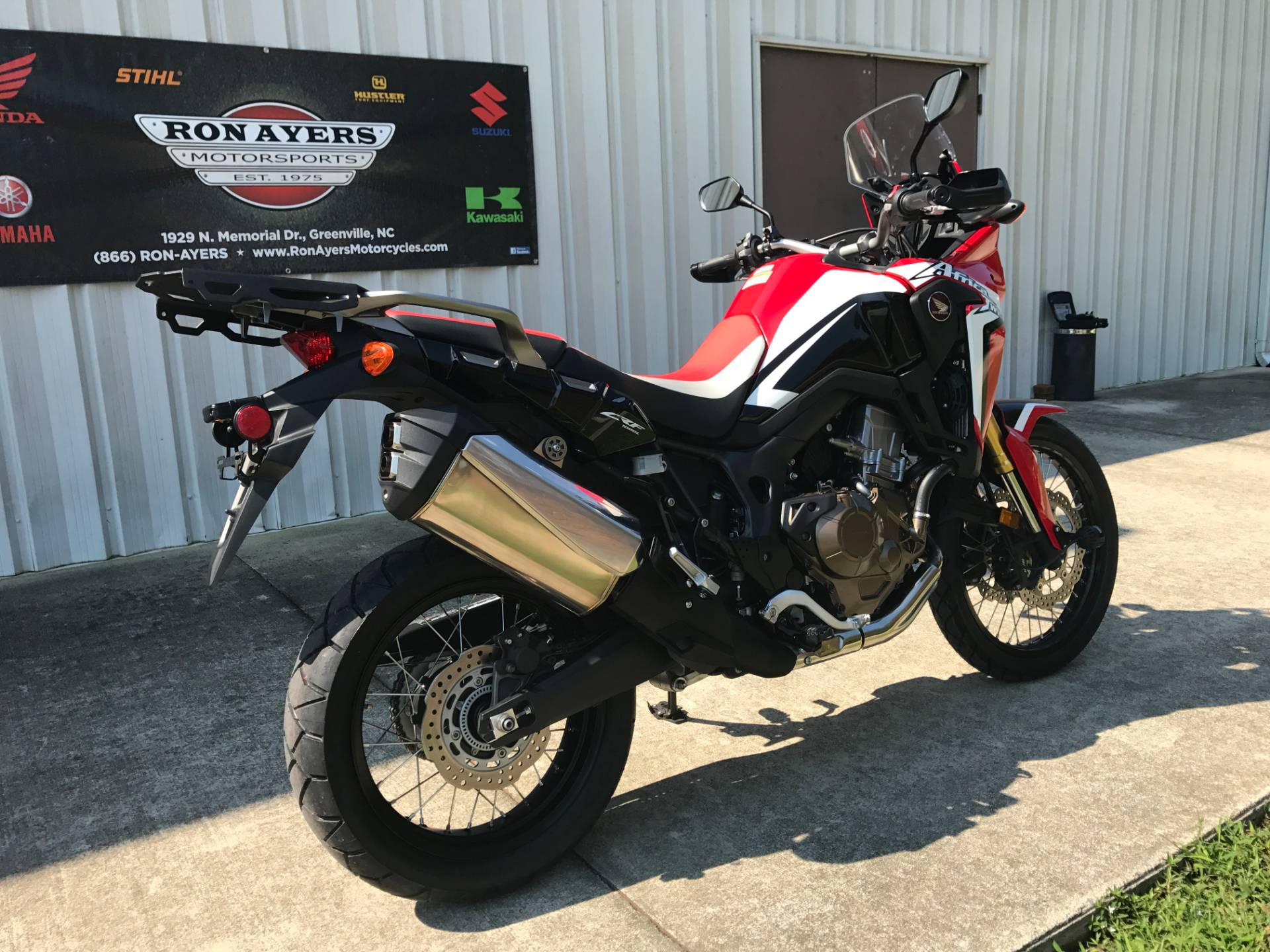 2016 Honda Africa Twin in Greenville, North Carolina
