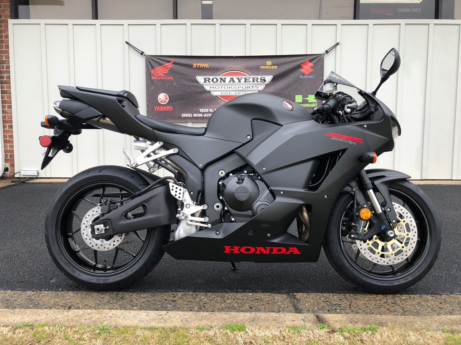 2020 Honda CBR600RR in Greenville, North Carolina - Photo 1
