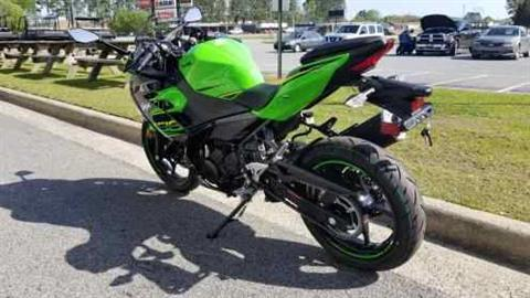 2018 Kawasaki Ninja 400 KRT Edition in Greenville, North Carolina