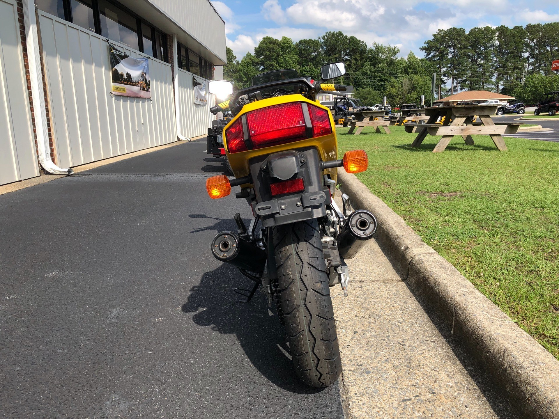 2004 Kawasaki Ninja® 250R in Greenville, North Carolina - Photo 10