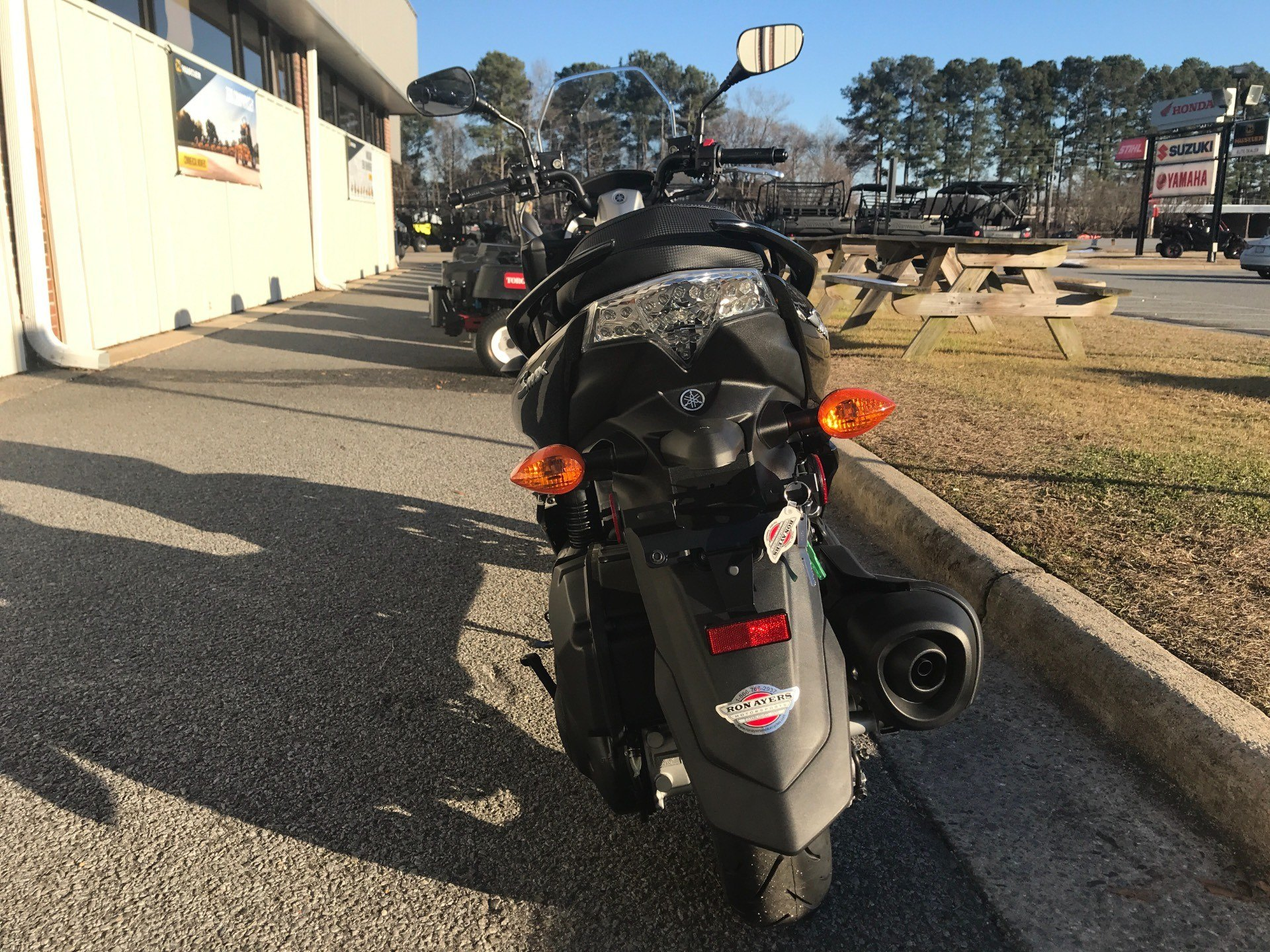 2018 Yamaha SMAX in Greenville, North Carolina - Photo 9