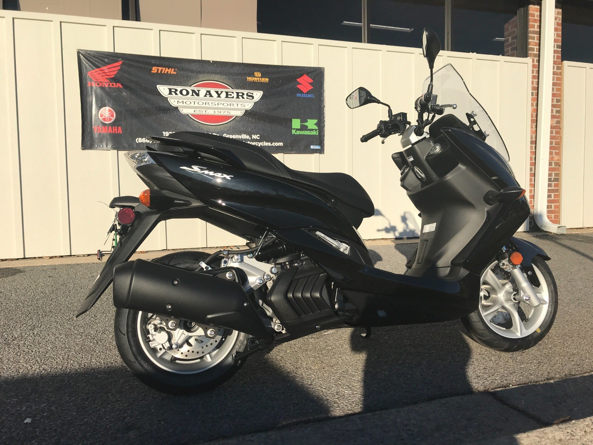 2018 Yamaha SMAX in Greenville, North Carolina - Photo 11