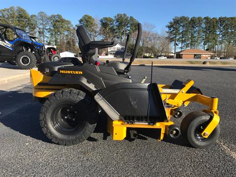 2021 Hustler Turf Equipment Raptor XD 54 in. Kawasaki FR691 23 hp in Greenville, North Carolina - Photo 2