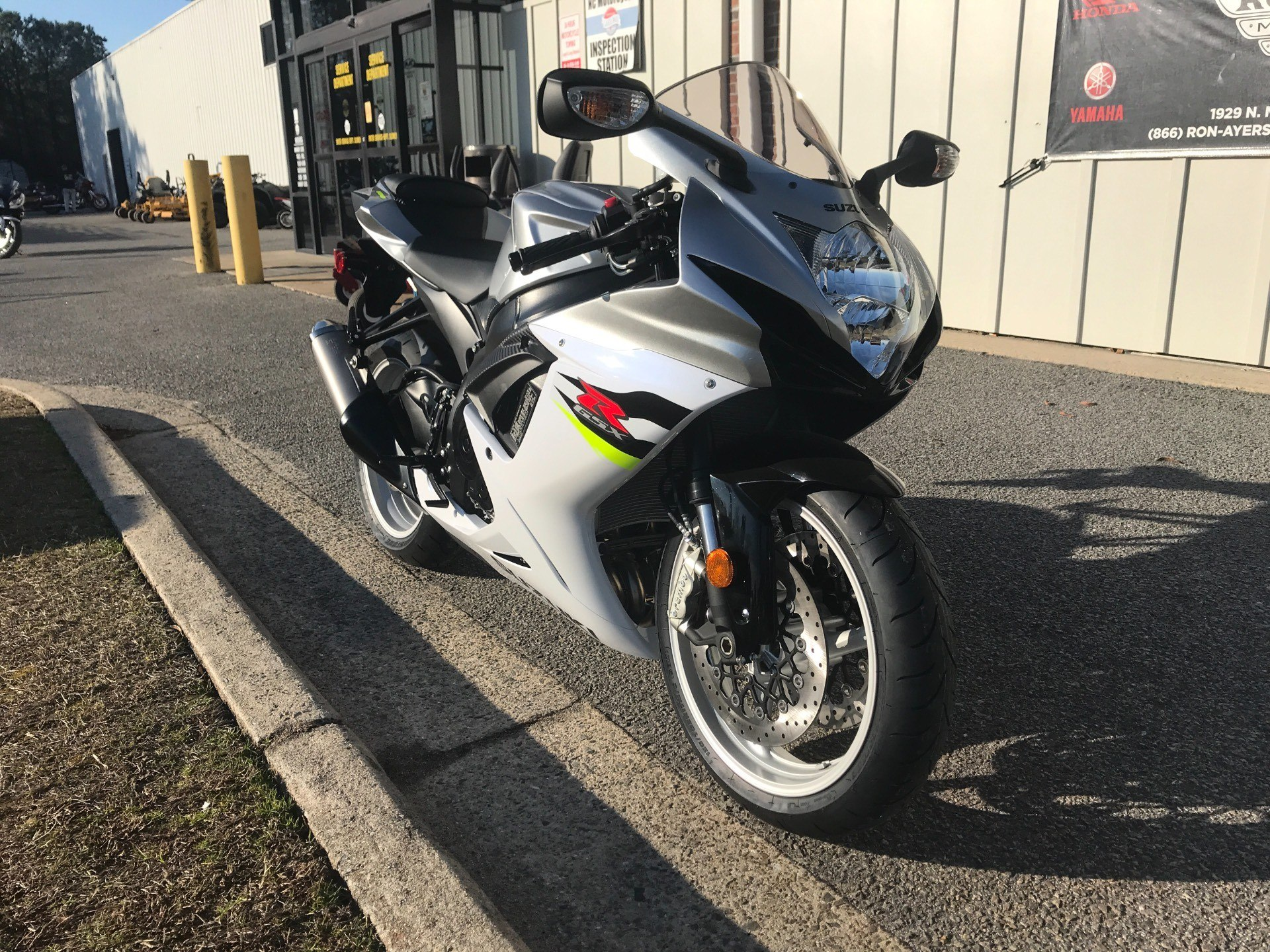 2018 Suzuki GSX-R600 in Greenville, North Carolina