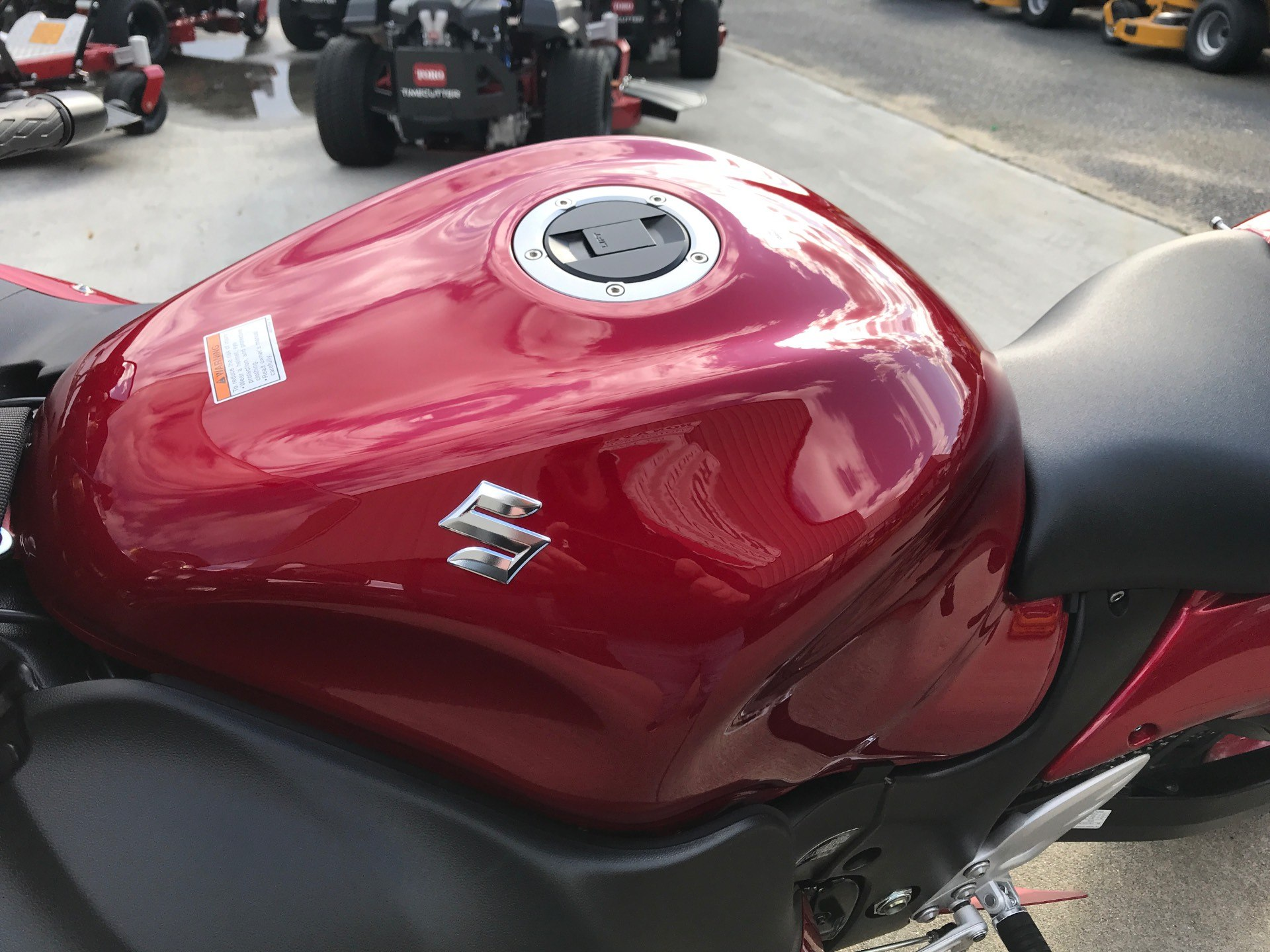 2020 Suzuki Hayabusa in Greenville, North Carolina - Photo 19