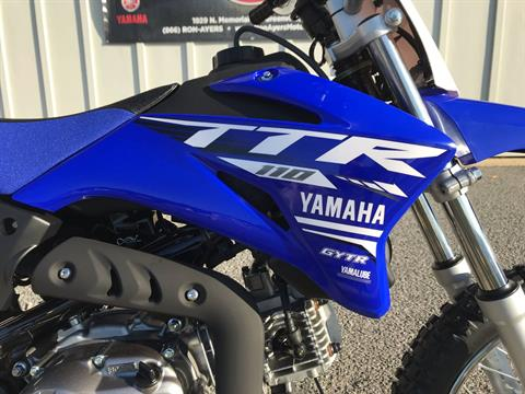 2018 Yamaha TT-R110E in Greenville, North Carolina