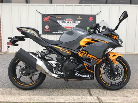 2018 Kawasaki Ninja 400 ABS in Greenville, North Carolina