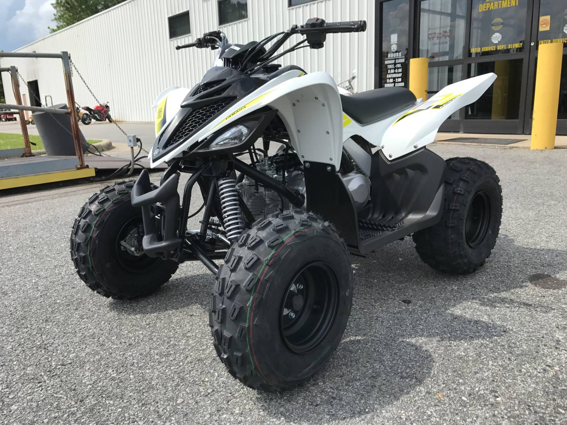 2018 Yamaha Raptor 90 5