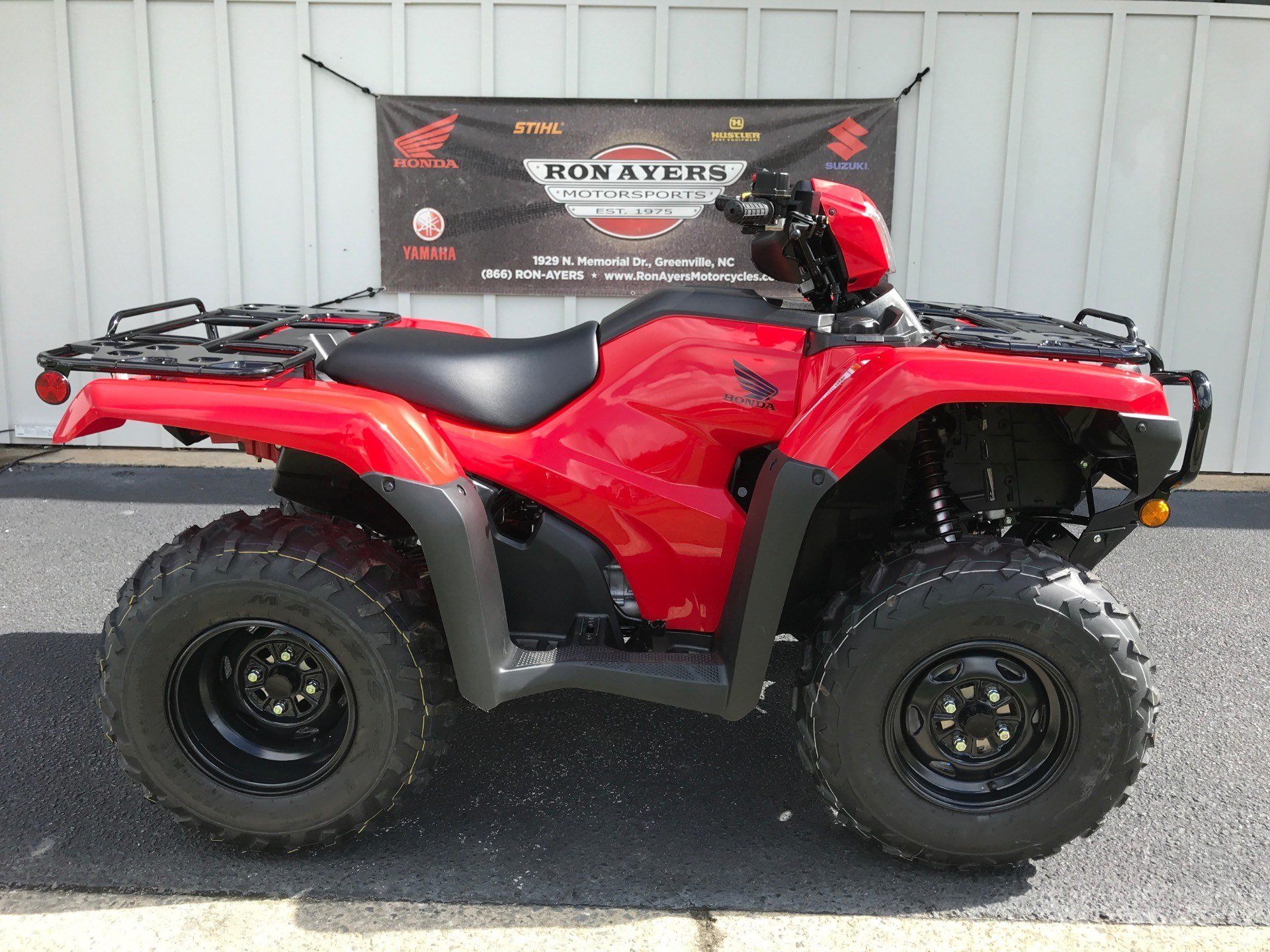 2021 Honda FourTrax Foreman 4x4 in Greenville, North Carolina - Photo 1