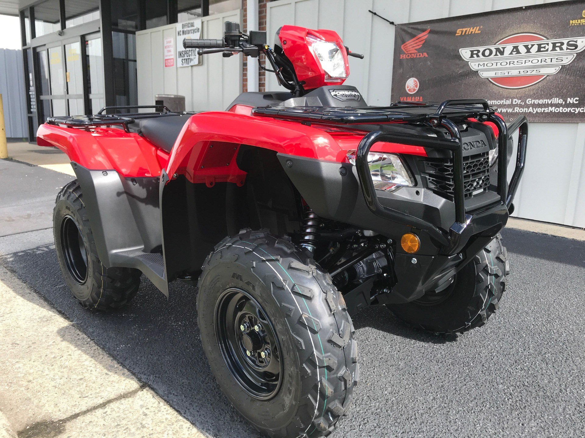 2021 Honda FourTrax Foreman 4x4 in Greenville, North Carolina - Photo 2