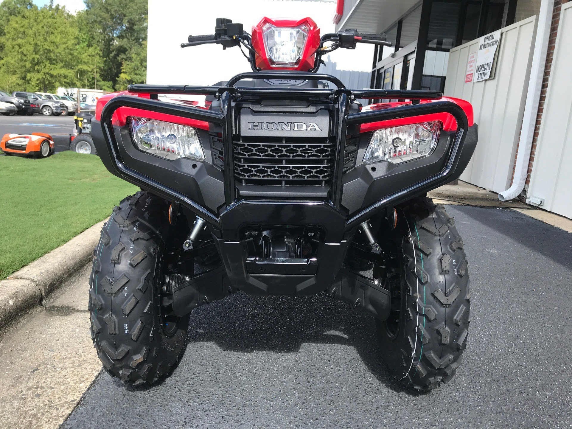 2021 Honda FourTrax Foreman 4x4 in Greenville, North Carolina - Photo 3