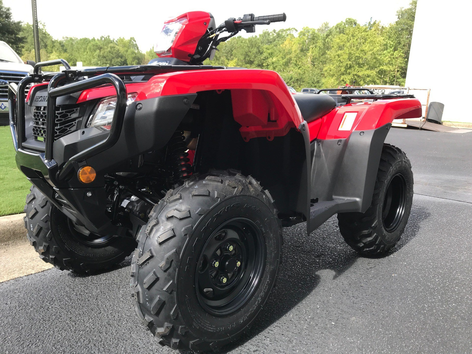 2021 Honda FourTrax Foreman 4x4 in Greenville, North Carolina - Photo 4