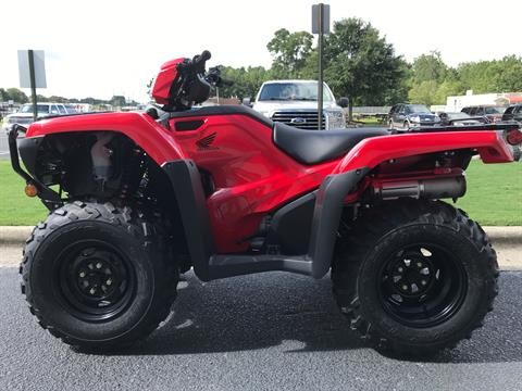 2021 Honda FourTrax Foreman 4x4 in Greenville, North Carolina - Photo 5