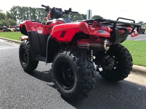 2021 Honda FourTrax Foreman 4x4 in Greenville, North Carolina - Photo 6