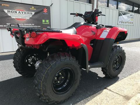 2021 Honda FourTrax Foreman 4x4 in Greenville, North Carolina - Photo 8