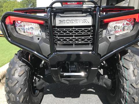 2021 Honda FourTrax Foreman 4x4 in Greenville, North Carolina - Photo 9