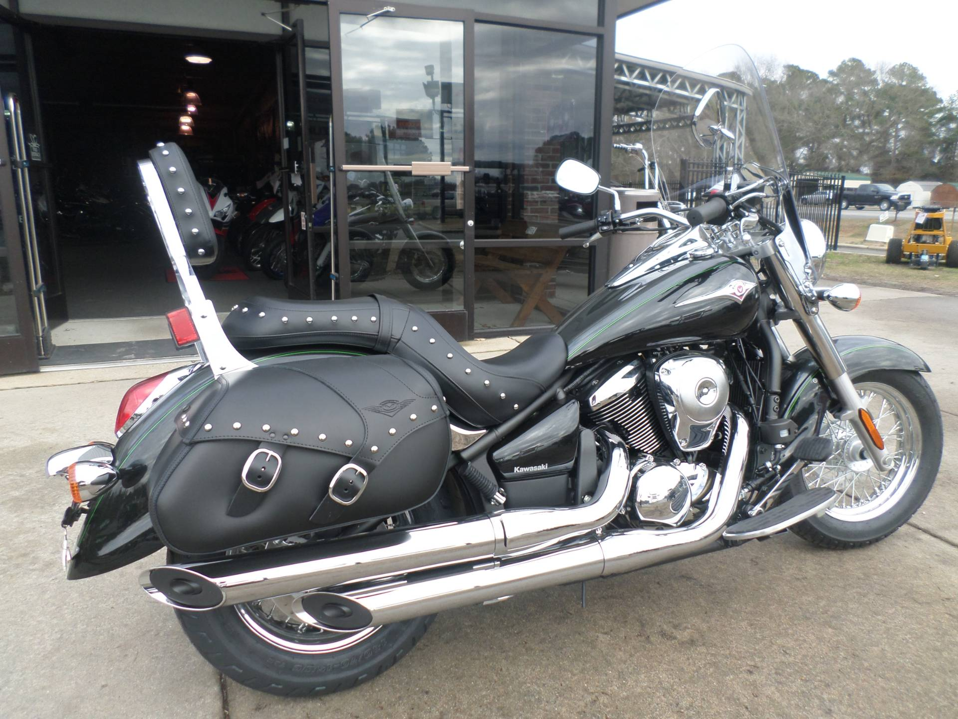 2017 Kawasaki Vulcan 900 Classic LT in Greenville, North Carolina