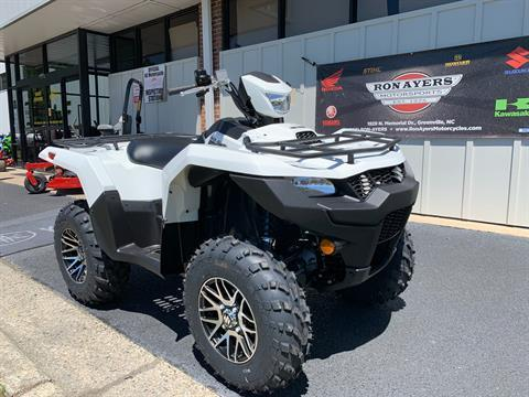 2019 Suzuki KingQuad 750AXi Power Steering SE in Greenville, North Carolina - Photo 3