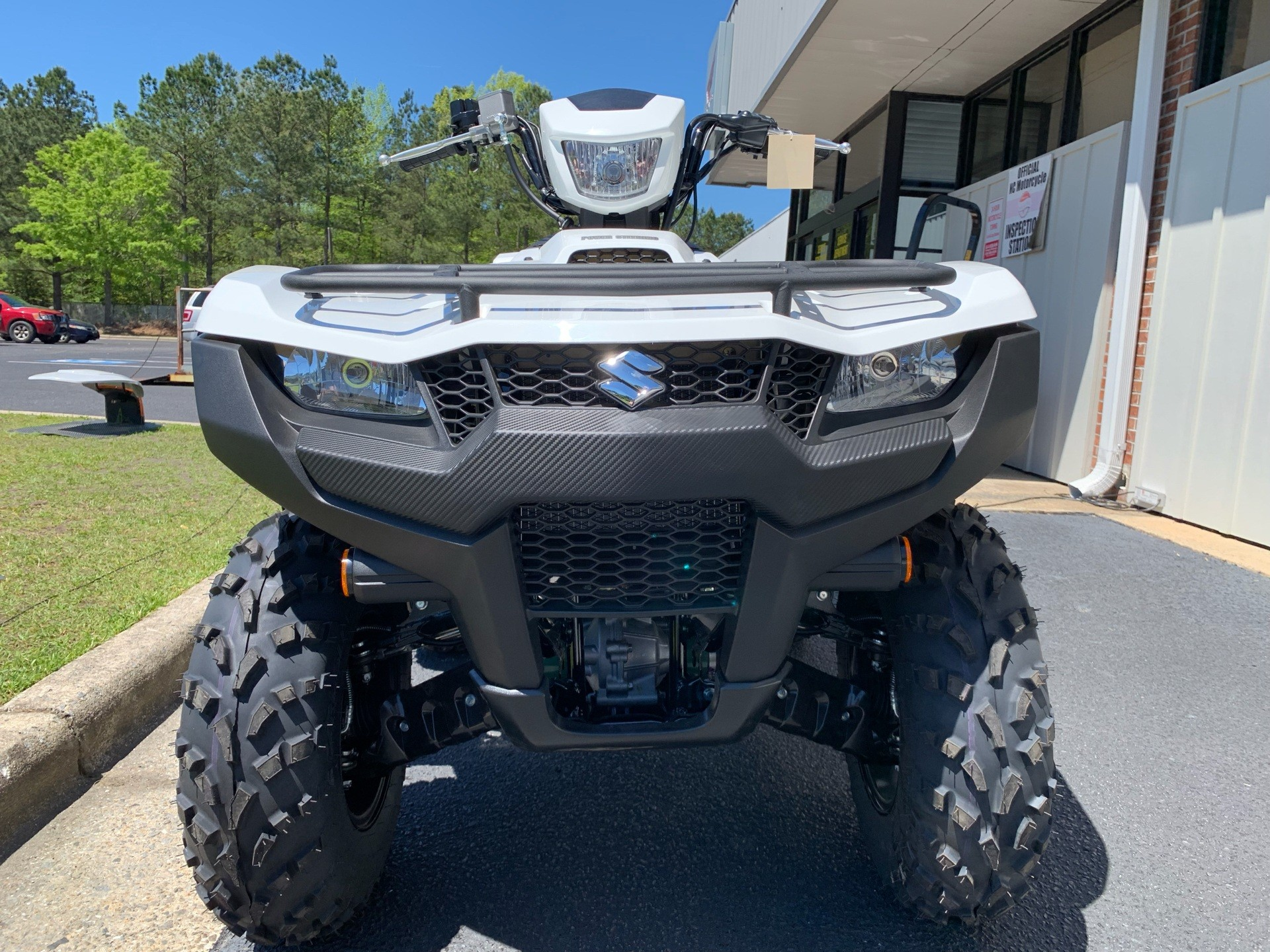 2019 Suzuki KingQuad 750AXi Power Steering SE in Greenville, North Carolina - Photo 4