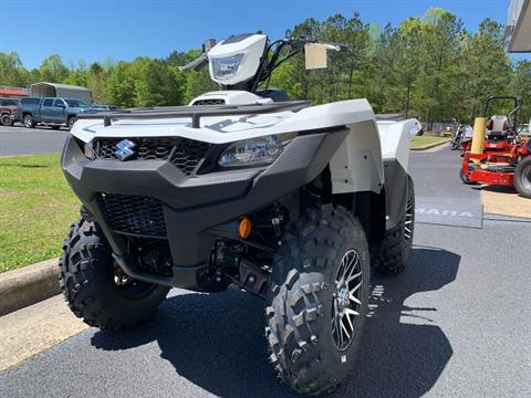 2019 Suzuki KingQuad 750AXi Power Steering SE in Greenville, North Carolina - Photo 5