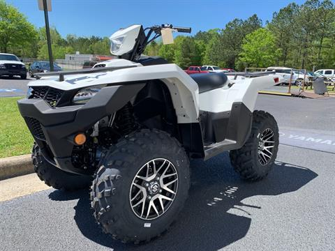 2019 Suzuki KingQuad 750AXi Power Steering SE in Greenville, North Carolina - Photo 6