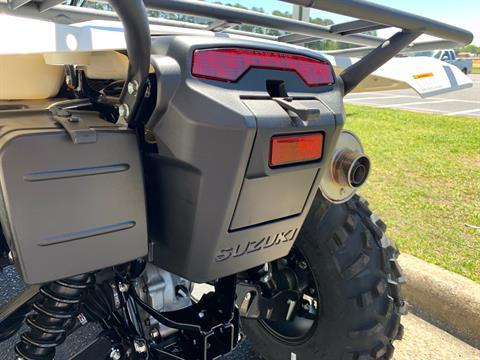 2019 Suzuki KingQuad 750AXi Power Steering SE in Greenville, North Carolina - Photo 11