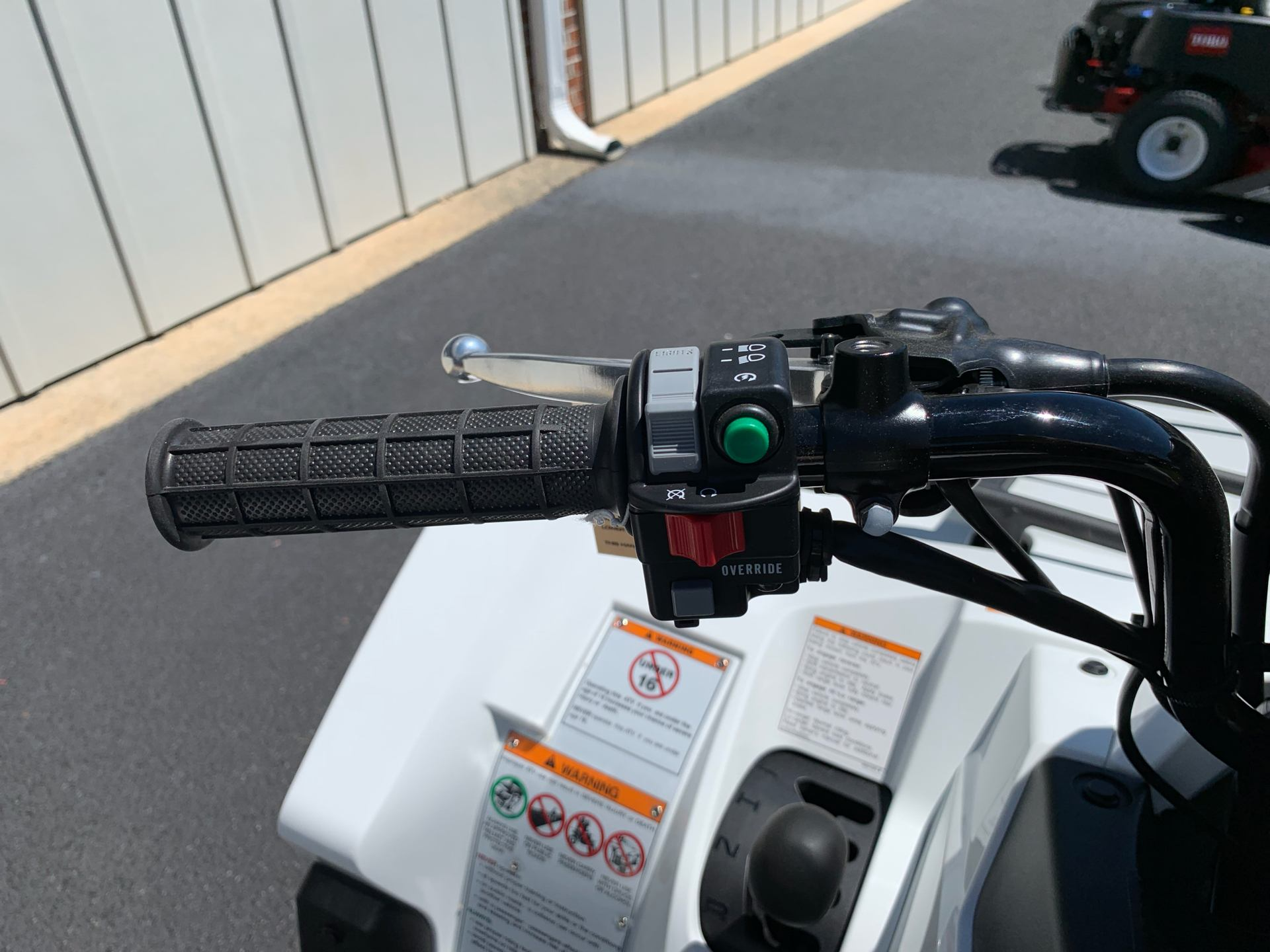 2019 Suzuki KingQuad 750AXi Power Steering SE in Greenville, North Carolina - Photo 14