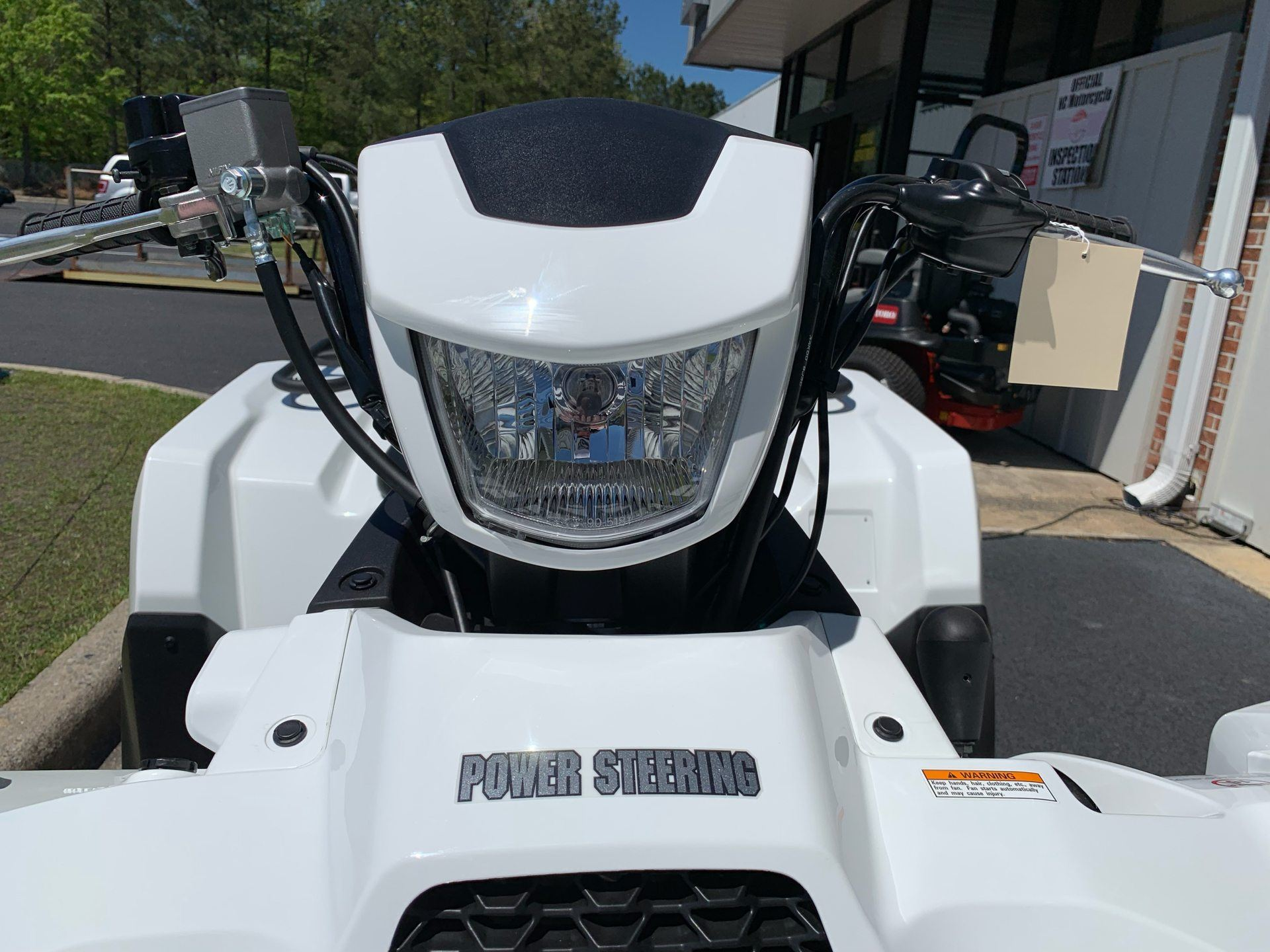 2019 Suzuki KingQuad 750AXi Power Steering SE in Greenville, North Carolina - Photo 19