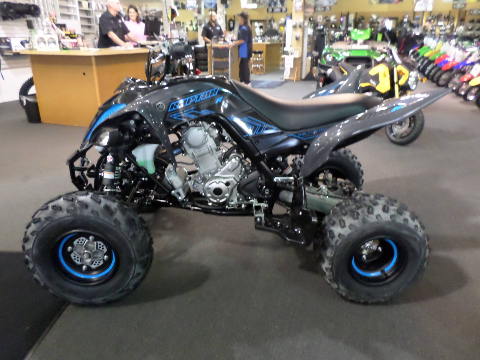 2017 Yamaha Raptor 700R SE in Greenville, North Carolina