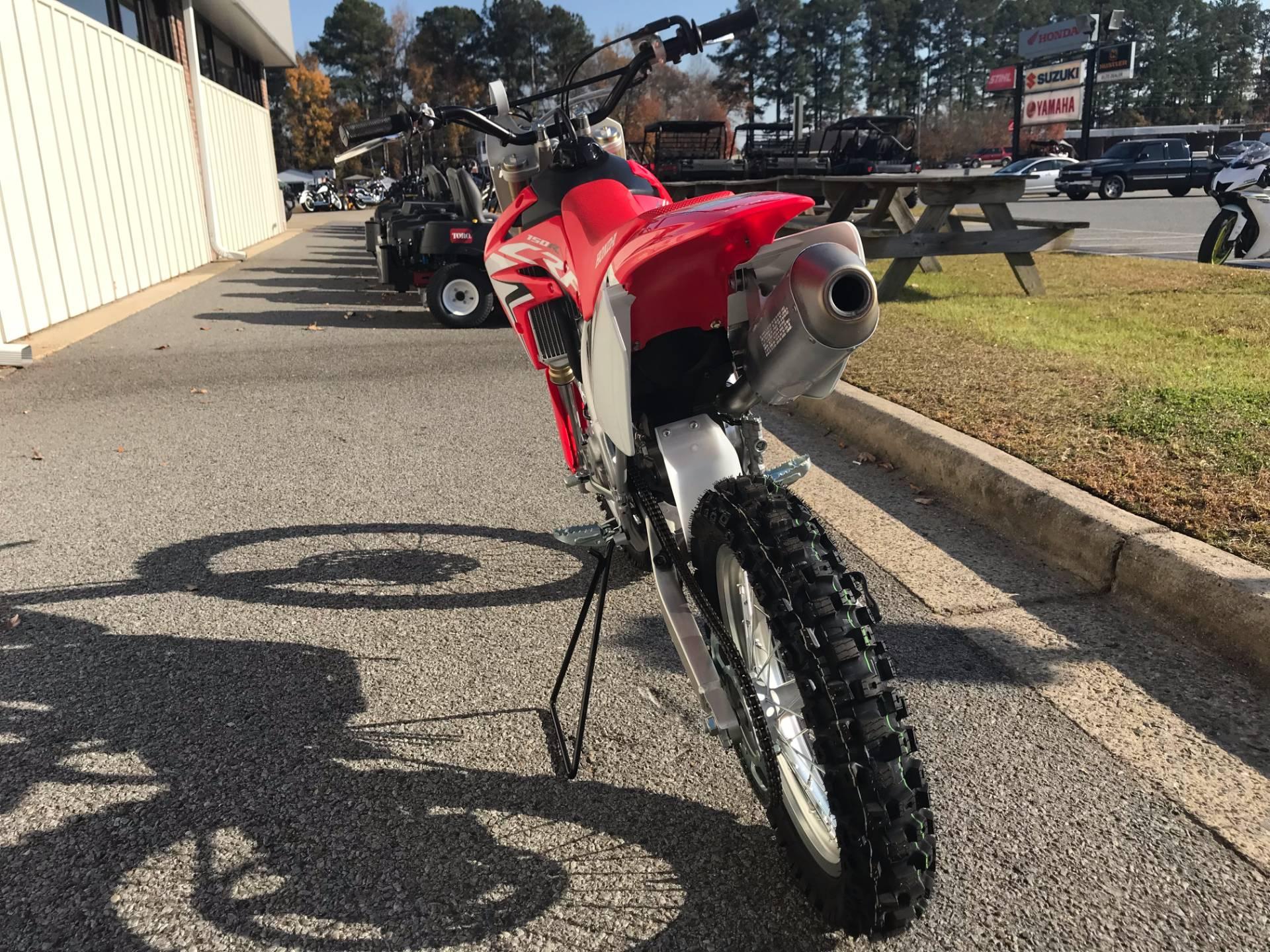 2018 Honda CRF250R in Greenville, North Carolina