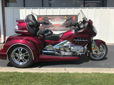 2005 Honda Gold Wing® in Greenville, North Carolina
