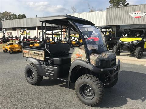 2020 Kawasaki Mule SX 4X4 XC Camo FI in Greenville, North Carolina - Photo 2