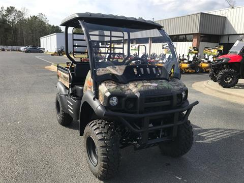 2020 Kawasaki Mule SX 4X4 XC Camo FI in Greenville, North Carolina - Photo 3