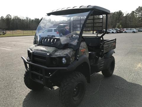 2020 Kawasaki Mule SX 4X4 XC Camo FI in Greenville, North Carolina - Photo 5