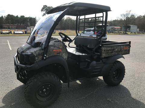 2020 Kawasaki Mule SX 4X4 XC Camo FI in Greenville, North Carolina - Photo 6