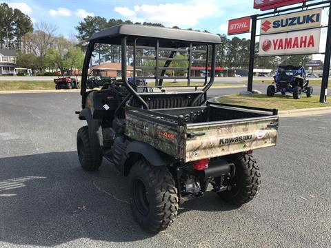 2020 Kawasaki Mule SX 4X4 XC Camo FI in Greenville, North Carolina - Photo 9