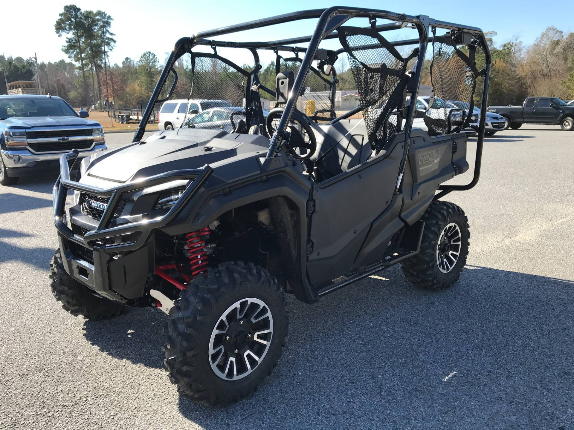 2018 Honda Pioneer 1000-5 LE in Greenville, North Carolina - Photo 6